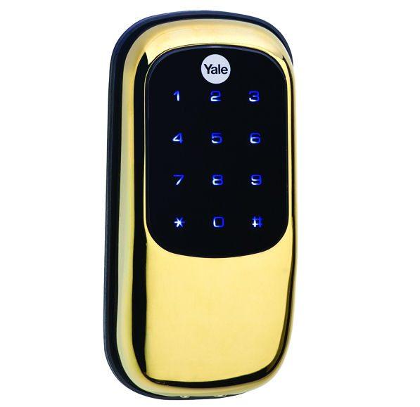 Yale Real Living Key Free Touchscreen Deadbolt
