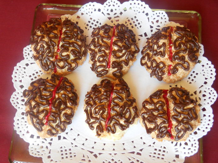 Healthy Halloween Treats. Spooktacular Gluten-Free Halloween Desserts.