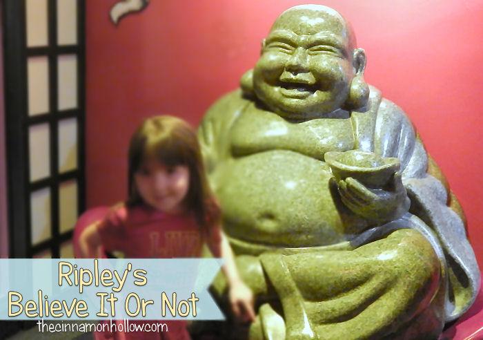 Ripleys Believe It Or Not Buddha