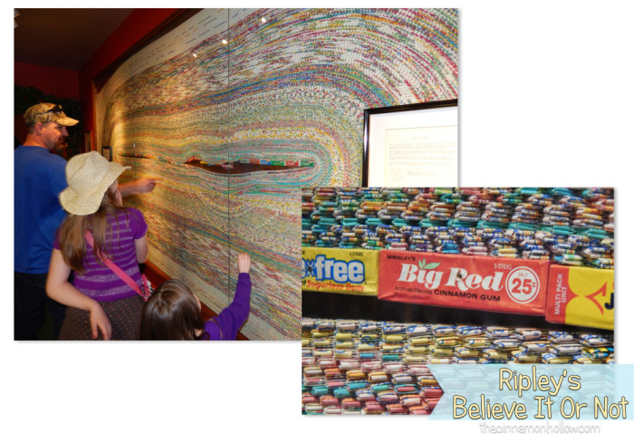 Ripleys Believe It Or Not Gum Wrapper Rug