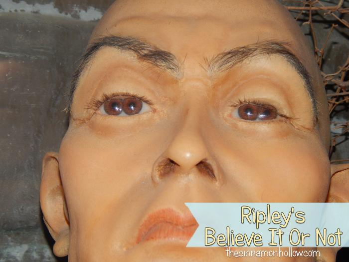 Ripleys Believe It Or Not. Liu Ch'ung