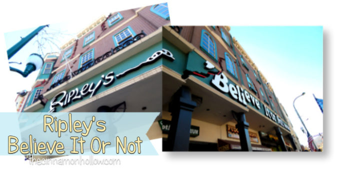Ripley's Believe It Or Not In Gatlinburg, Tennessee