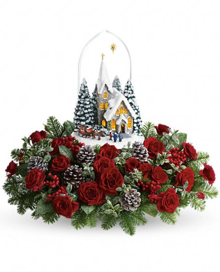 Enter Our $75 Teleflora Christmas Giveaway!