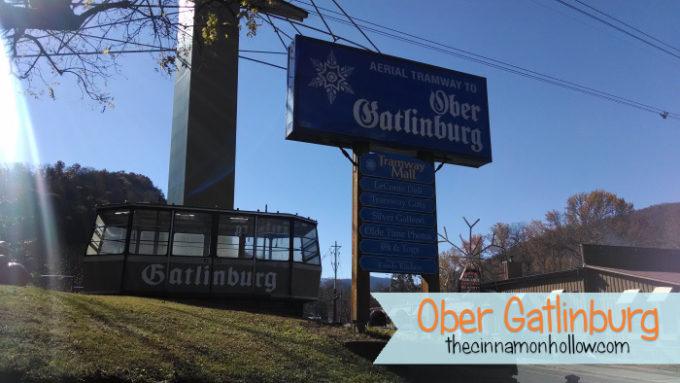 Ariel Tramway To Ober Gatlinburg