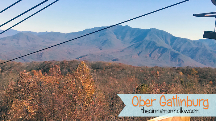 Chair Lift View Ober Gatlinburg