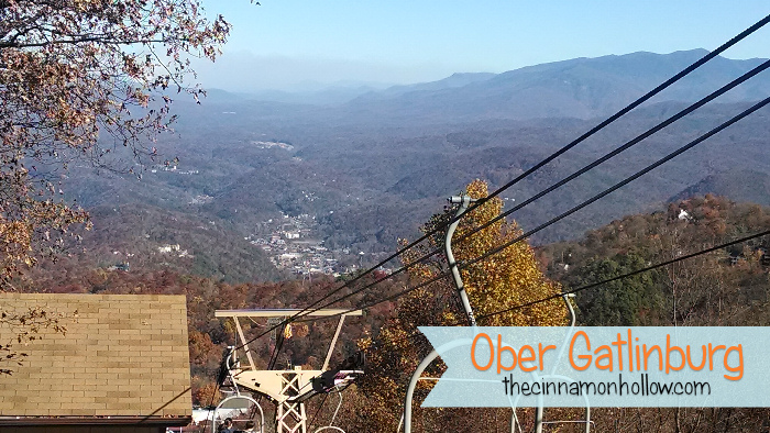 Chairlift Destination Ober Gatlinburg