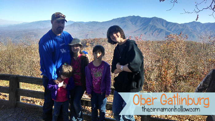Family Ober Gatlinburg