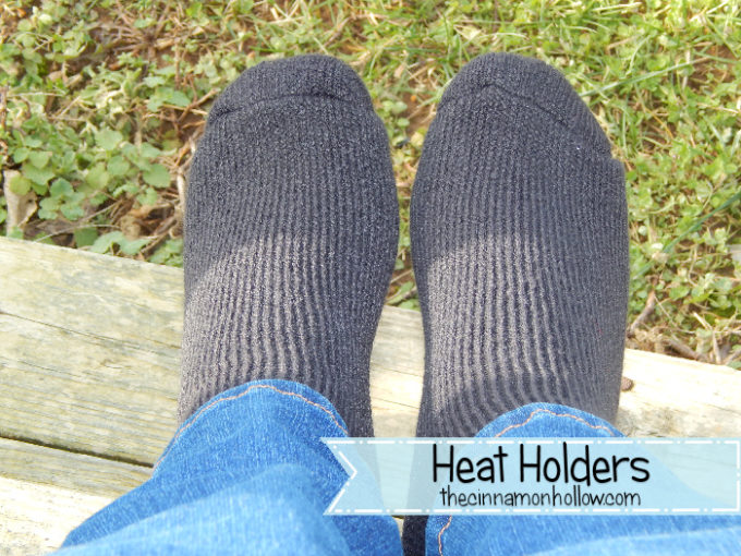 Heat Holders Thermal Socks Review And Giveaway