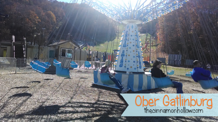 Swings Ober Gatlinburg