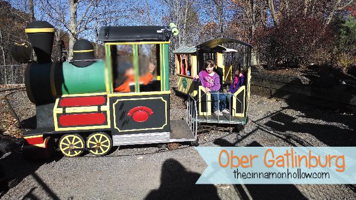 Train Ride Ober Gatlinburg
