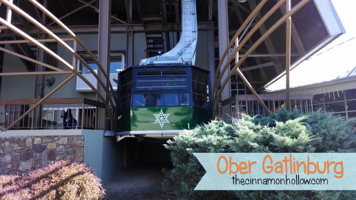 Tram Ober Gatlinburg