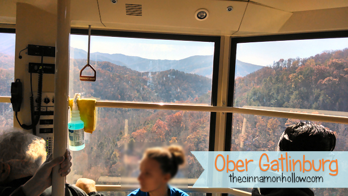 Tram View Ober Gatlinburg
