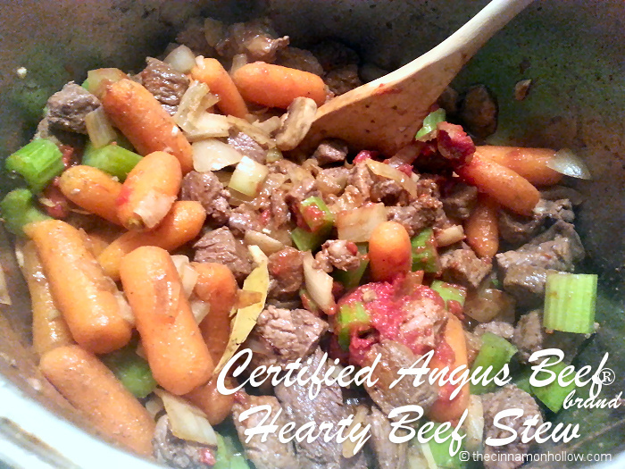 Certified Angus Beef Hearty Beef Stew