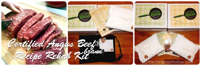 Certified Angus Beef Recipe Rehab Collage