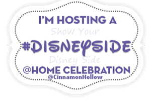 We're Hosting A Disney Side @Home Celebration! #DisneySide