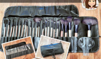 Ellore Femme Make Up Brush Kit