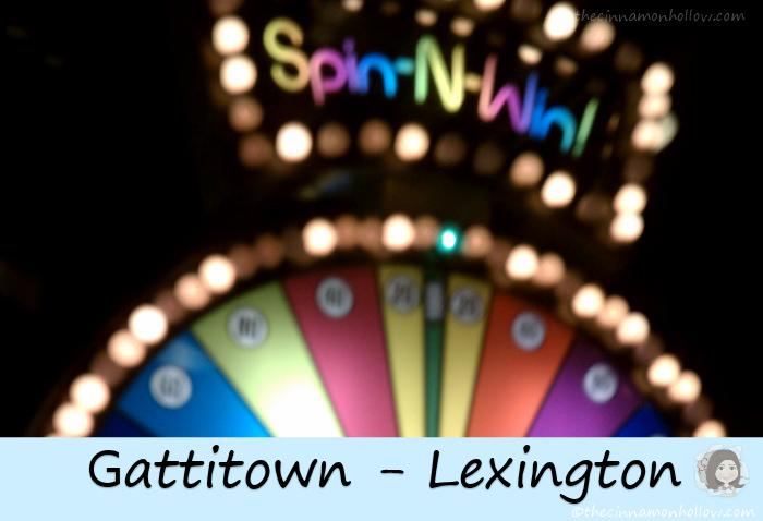 Gattitown Spin-N-Win