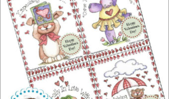 Printable Valentine's Preview