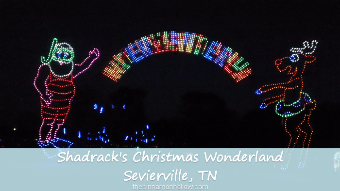 Shadrack's Christmas Wonderland in Sevierville, Tennessee