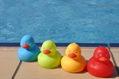 When To Introduce Your Newborn To The Pool