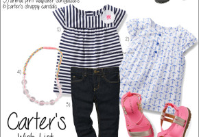 Carters Wish List Ensemble