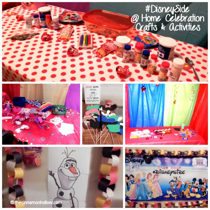 #DisneySide Kids Room Collage Disney Side