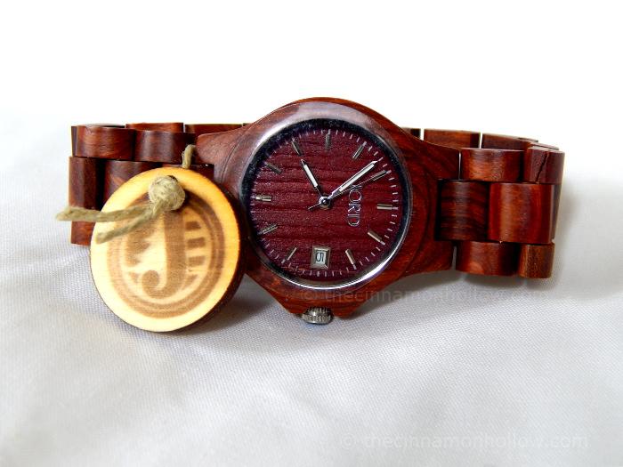 Jord Premium Wood Watches Ely
