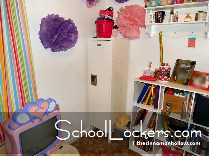 Sports Locker For Kids Room : Organizing Your Kids Room