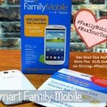 Valentine's Day Gift Idea: Walmart Family Mobile's Lowest Priced Unlimited Plans #FamilyMobile #shop