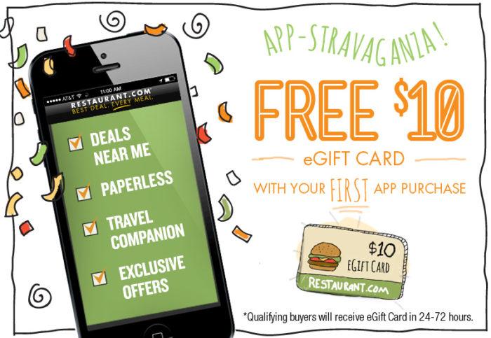 Restaurant.com Mobile App – Flavor At Your Fingertips