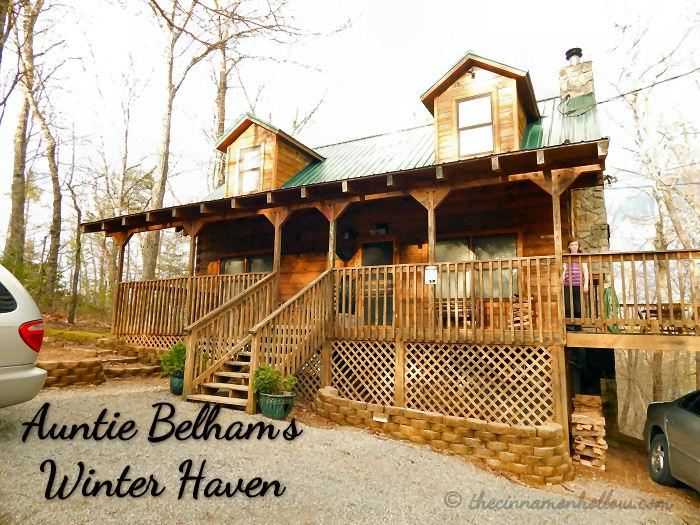 Auntie Belham's Cabin Rentals: Winter Haven