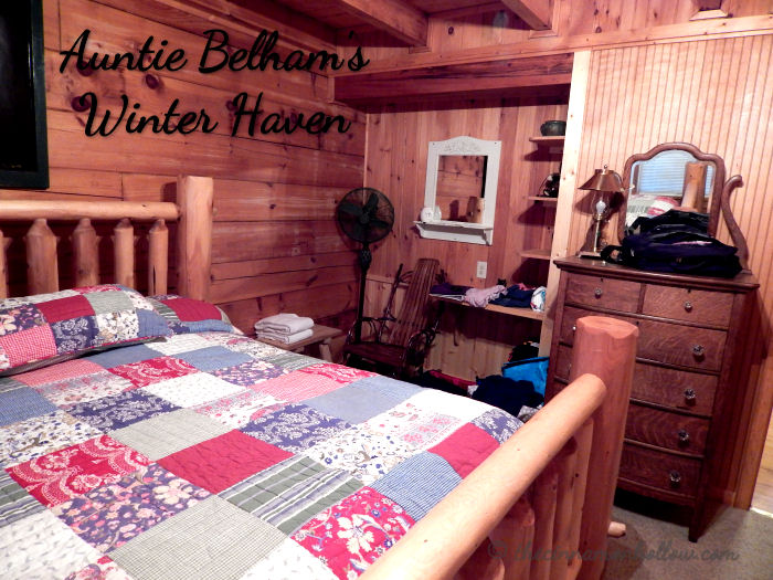 Auntie Belham's Cabin Rentals: Winter Haven