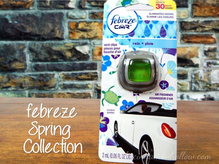 Febreze Spring Collection Car Freshener