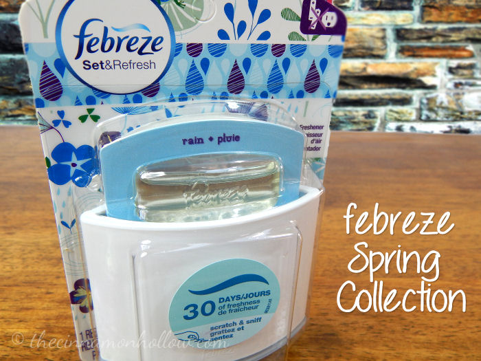 Febreze Spring Collection Set And Refresh