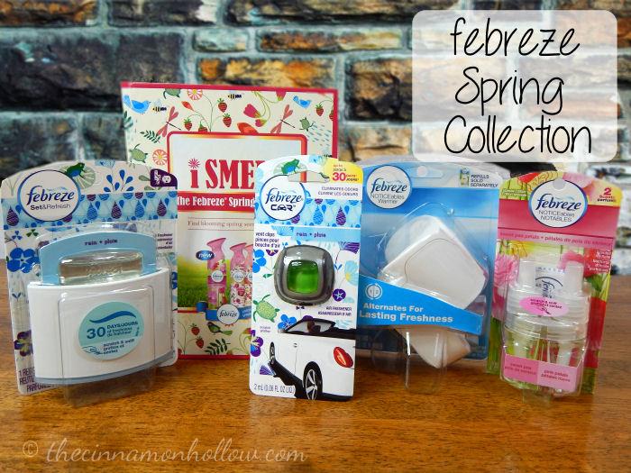 Febreze Spring Collection