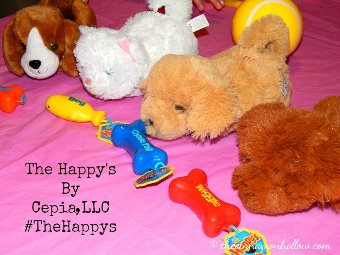 Meet The Happys Playdate