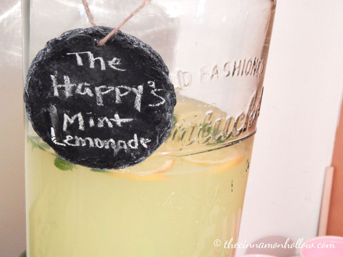 Meet The Happys Playdate Mint Lemonade