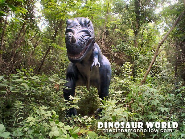 Step Back In Time At Dinosaur World In Cave City, KY