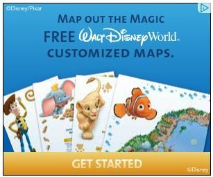 Disney Free Custom Maps