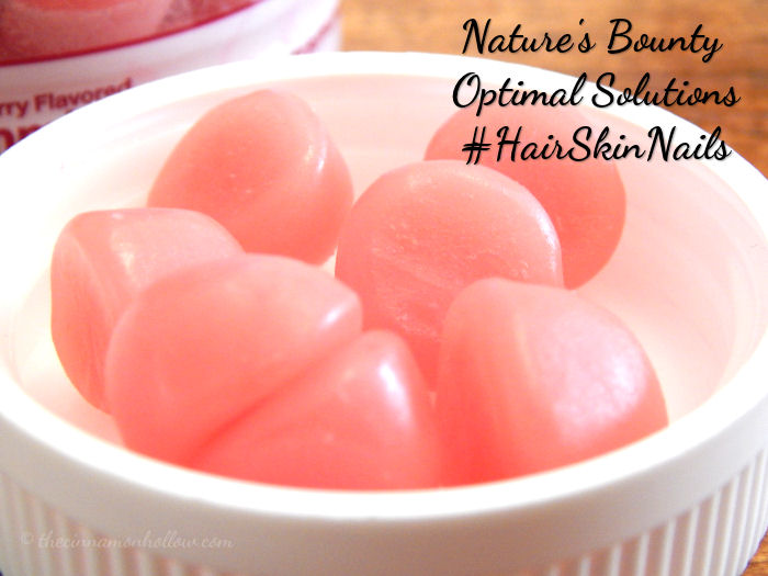 Natures Bounty Hair Skin Nails Gummies