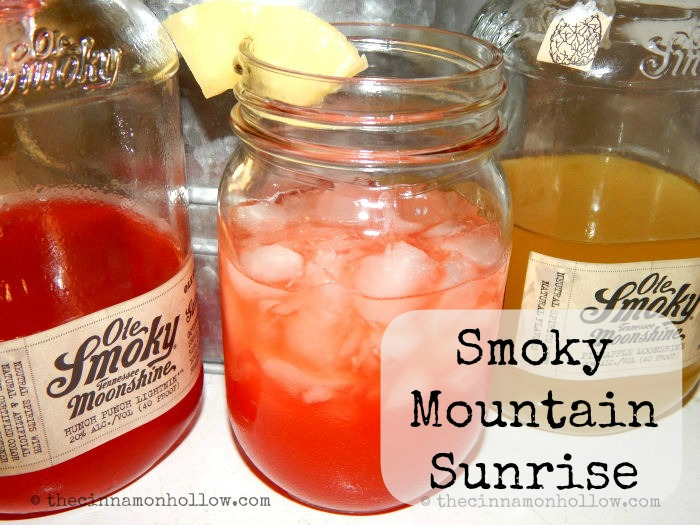 Moonshine Cocktail Recipes