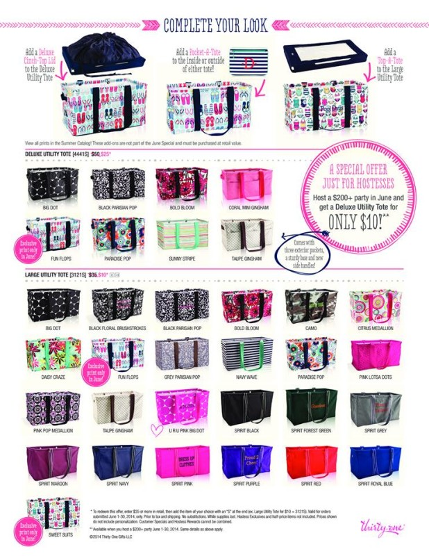 Thirty One June 2014 special