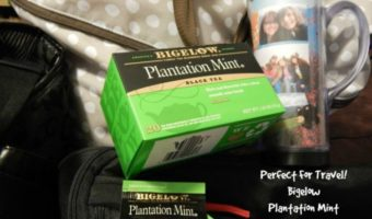 Bigelow Tea In A Travel Mug