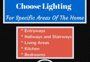 How To Choose Lighting For Specific Areas Of The Home
