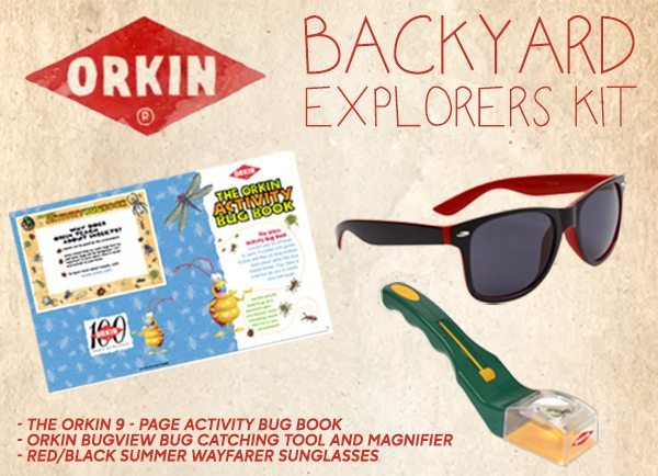 Orkin Backyard Explorers Kit
