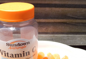Sundown Naturals Vitamin C Gluten-Free Gummies