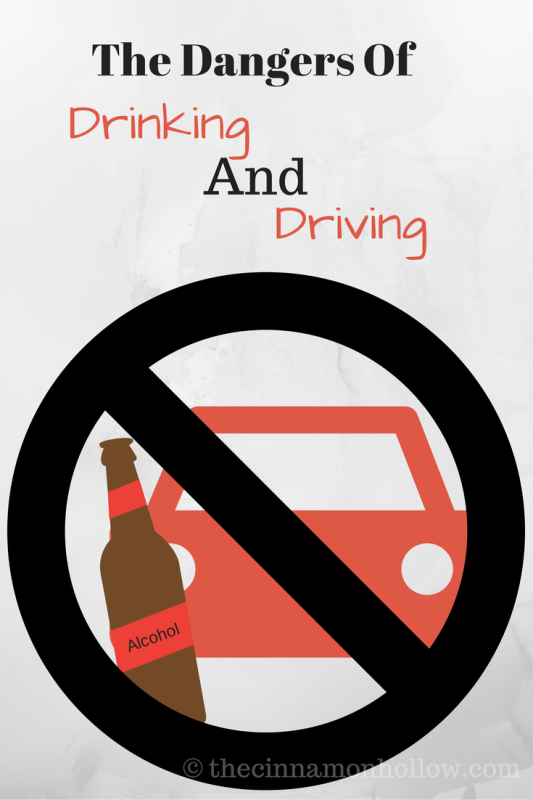 The Dangers Of Drinking And Driving