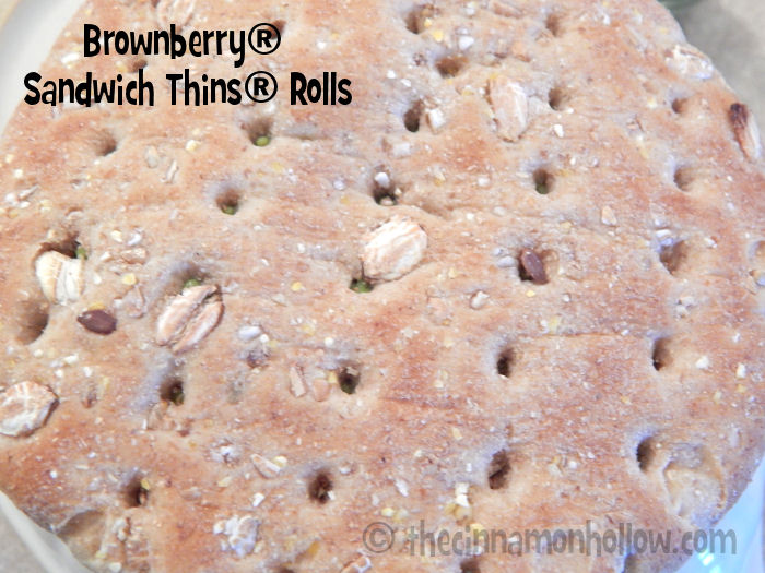 Brownberry® Sandwich Thins® Rolls