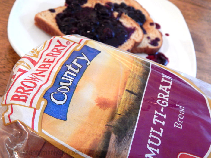 Brownberry Country Multi-Grain Bread
