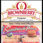 Brownberry Bread $25 Gift Card Giveaway